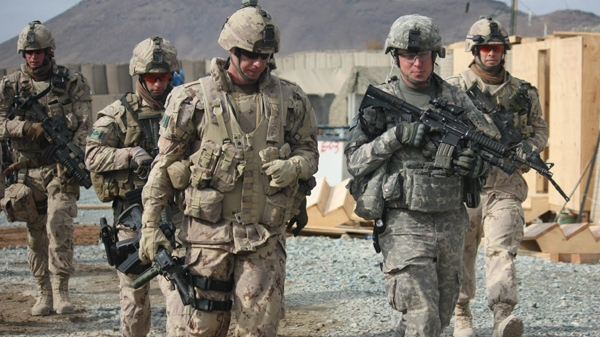 Canadians in Afghanistan